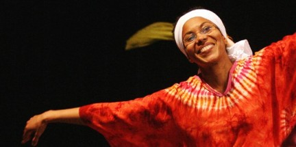 Malaika Thorne in Dansa, photo courtesy of the Harvard Post.