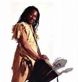 Malian Master Drummer Moussa Traore