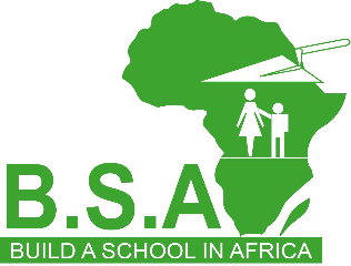 Build a School in Africa logo