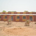 New school in Sossoro, commune of Doumanaba