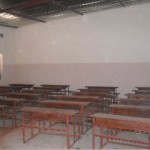 Sorosso School, Interior of classroom