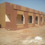 New school in N'Galamatiebougou