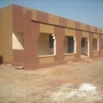 New school in N'Galamatiebougou