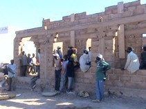 New School in Konfouna, Mali