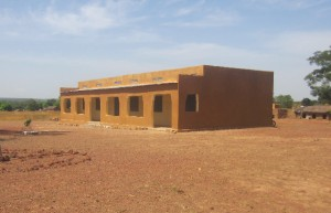 School #12 in N'Golokouna