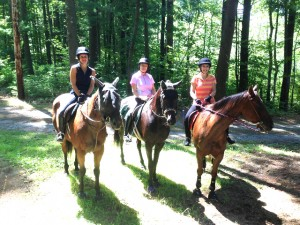 Summer 2014 Trail Ride